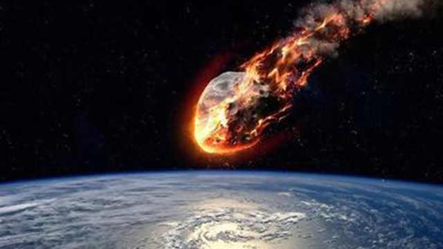 太空中没有氧气为什么陨石能燃烧?
