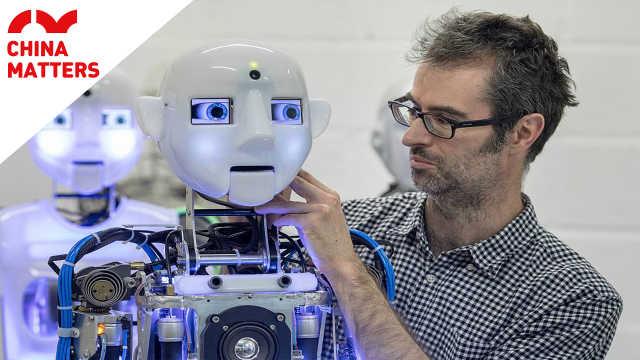 中国机器人市场占全球四分之一!