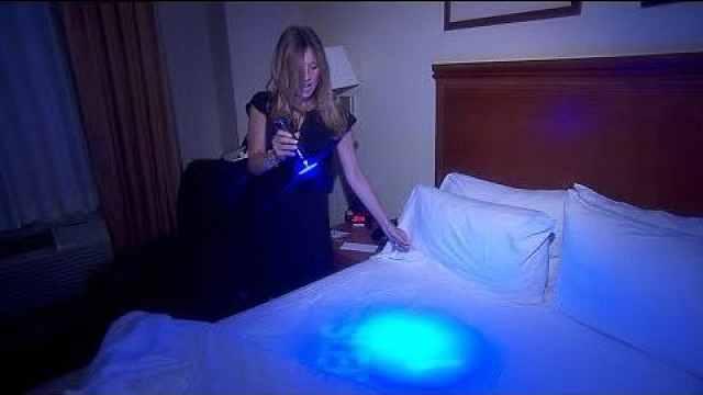 调查:酒店每天都会换干净床单吗?