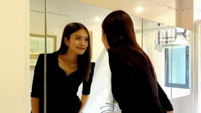 镜子里的自己和真人到底有多大差距