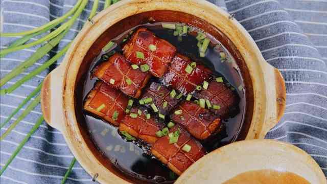 小鲜侠丨东坡肉