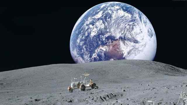 美国为什么不敢再上月球开采资源?