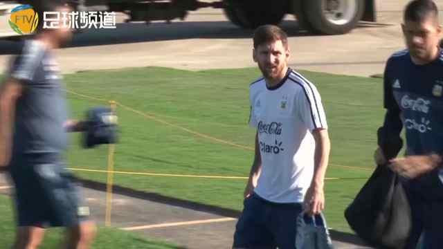 没能执教梅西,阿根廷主帅感到遗憾