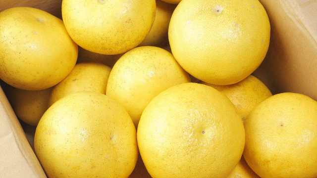 记住这4点,选到的柚子又甜又多汁
