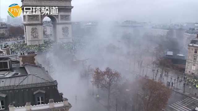 法甲两场比赛因抗议活动被延期