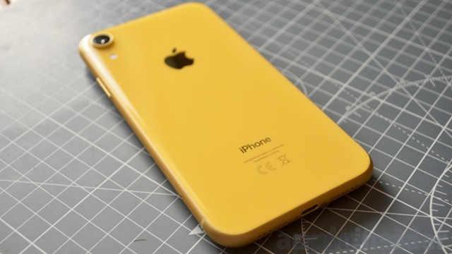 iPhone XR DxO评分出炉
