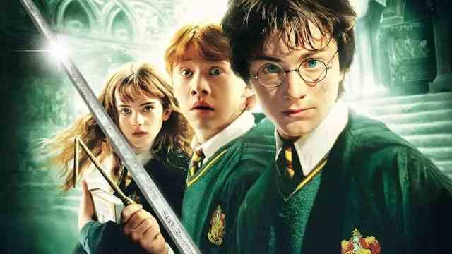 《哈利波特2》原著解读