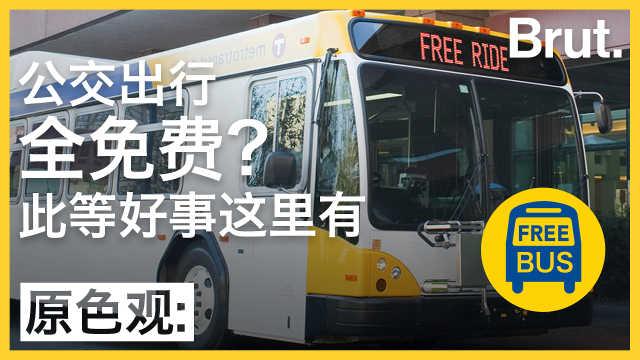 这个国家公交全免费,你怎么看?