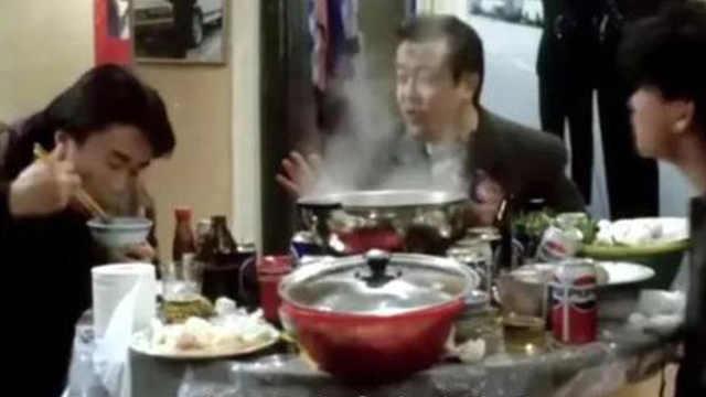 为什么港片里的黑帮都喜欢吃火锅?