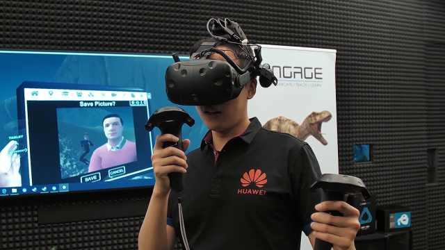 VR新突破,你要的科幻生活就要来了