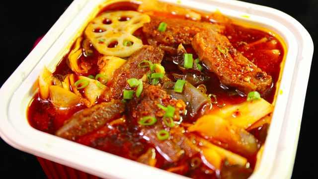 中华美食千千万,唯独火锅最可爱