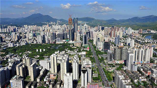 改革开放40年之经济特区