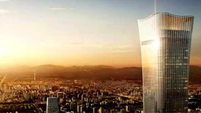 第一高楼,传统与现代完美结合