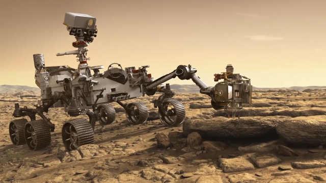 年度盘点3!世界各国向火星进发!