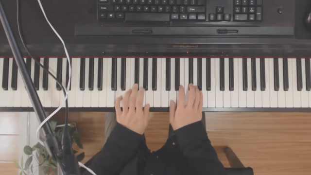 钢琴零基础教学《薛之谦——演员》