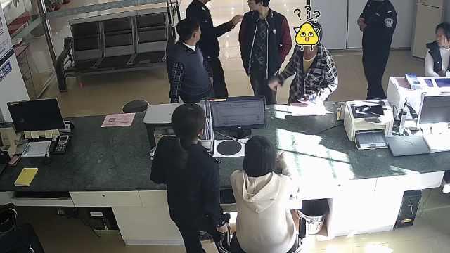 不知自己是网逃,他补办身份证被抓