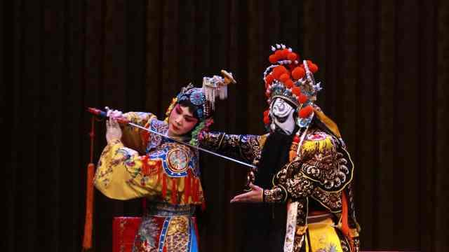 京剧韵味:艺术来源于生活