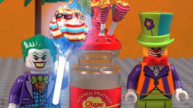 【国王先生】卖超大的棒棒糖