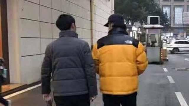 蒋劲夫回国被偶遇,已恢复人身自由