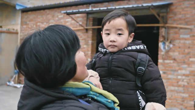小岗村的留守儿童