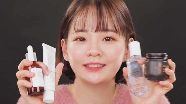 源自韩国的小资护肤产品BEST3