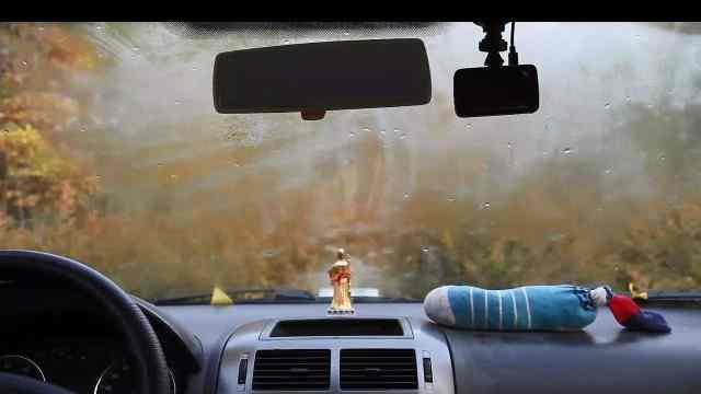 这才是汽车风挡玻璃除雾正确方