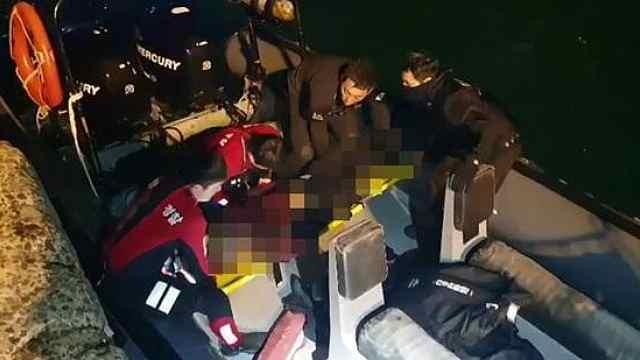 61岁中国男子从韩国邮轮坠海身亡