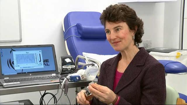 医疗黑科技!英国开发早癌筛查面罩
