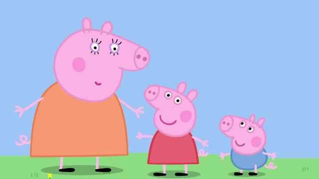 关于小猪佩奇,你不知道的五件事