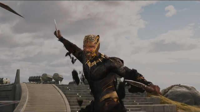 《黑豹》提名奥斯卡最佳影片创历史
