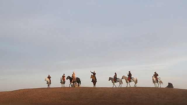 鄂尔多斯,金戈铁马大草原