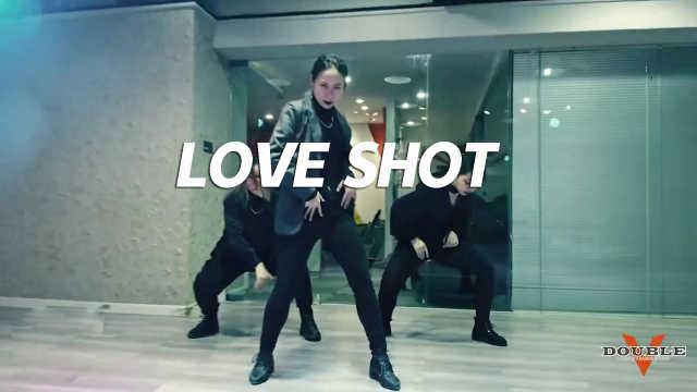 Double v 翻跳EXO-《LOVE SHOT》