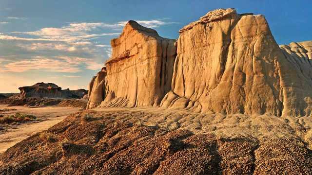 最大恐龙公园,有20亿年地质历史