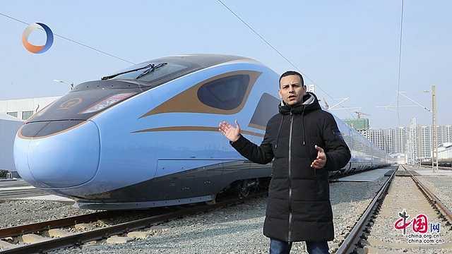 心体验:有一种自豪叫中国高铁