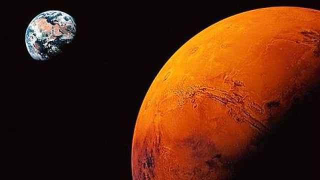 首个地质证据!火星存在地下水系统