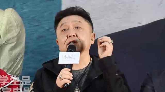"""猛犸视频丨德云社""""谦大爷""""演电影"""