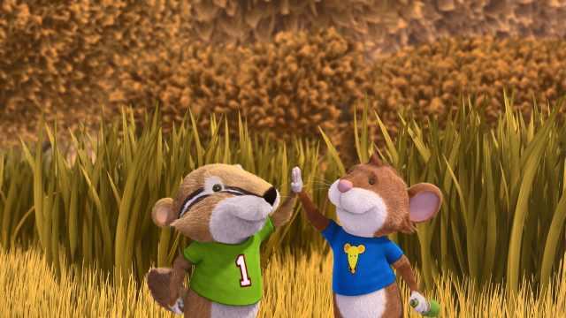 小鼠提比和朋友们带来好听的儿歌