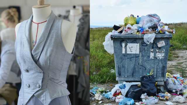 你穿的衣服竟然是塑料瓶做的?