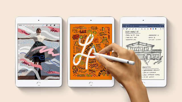 苹果发布新款 iPad mini