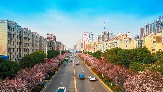 看看许昌美景,你知道这是哪里吗?