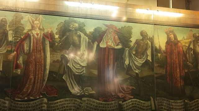 探访塔林最大教堂圣尼古拉斯教堂