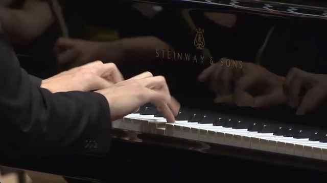 贝多芬《第四钢琴协奏曲》程嘉睿