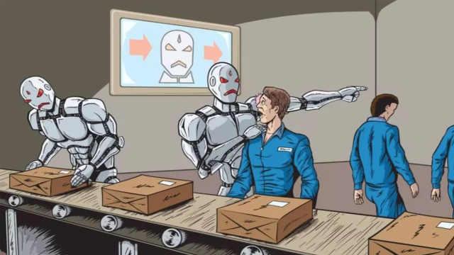 亚马逊用AI来决定该不该解雇员工