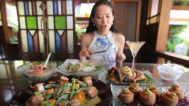 菲律宾长滩Subo餐厅极具特色美食