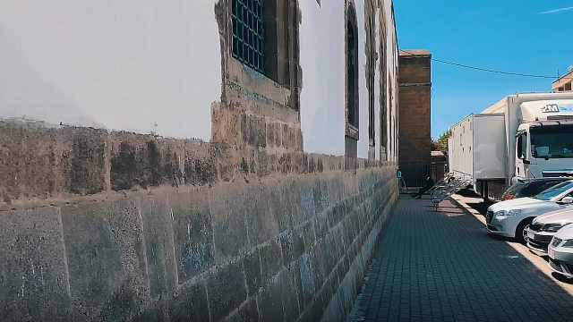 探访摩洛哥卡萨布兰卡圣人区街景