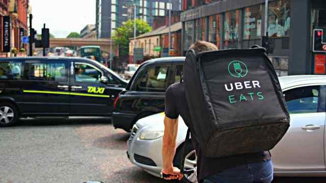 Uber正在变成美团?