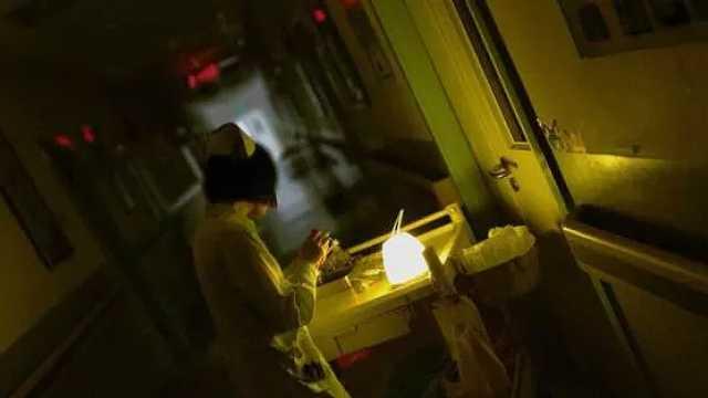 提灯天使!护士一个举动温暖病患