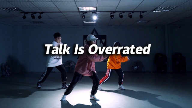 SEGI编舞《Talk Is Overrated》