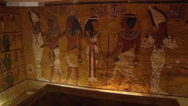 英拍卖来源不明法老雕塑,埃及反对