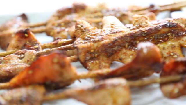阿根廷铁板鱿鱼,食客尝了说:真香